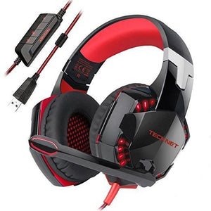 Auricular Gamer Gaming G2000 Kotion Pc Cel Ps4