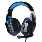 Auricular Gamer Gaming G2000 Kotion Pc Cel Ps4 + Envio