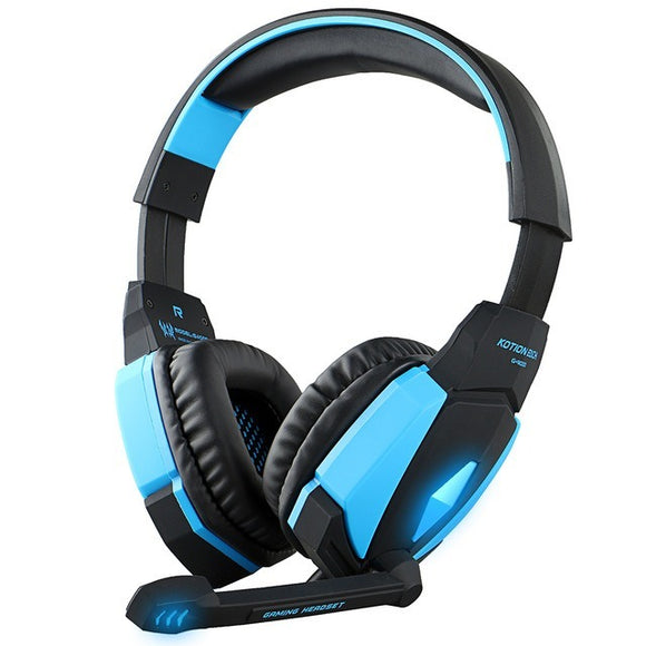 Auricular Gamer Gaming G4000 Kotion Pc Cel Play 4 + Envio
