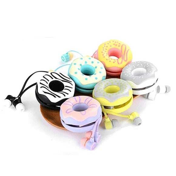Auriculares Donas Lovely Me Colores Urquiza Dbstore