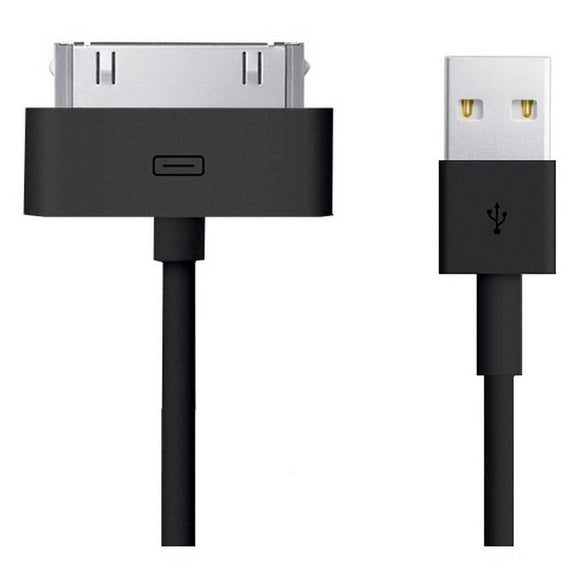 Cable Usb Para iPhone 4 Transferencia Datos Carga Excelente