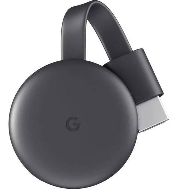 Chromecast 3 Generacion 1080p Smart Tv Netflix Youtube