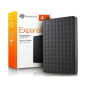 Disco Rígido Externo Portatil Seagate 4 Tb Expansion 3.0 2.0
