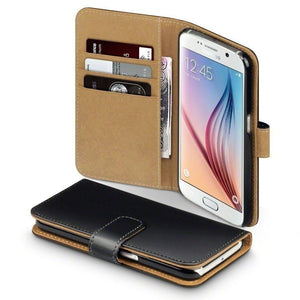 Flip Cover Huawei Mate 7 Executive Funda Protector Pocket