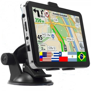 Gps Dbs 5930 Hd Tv Digital Bluetooth Mapas Mercosur 4gb Gtia