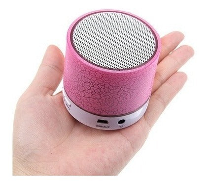 Parlante Bluetooth Music 2881 Mini Speaker Colores Dbstore