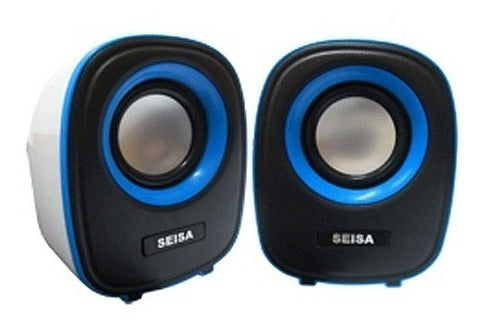 Parlante Mini Yx-q009 Speaker Pc Seisa Hifi