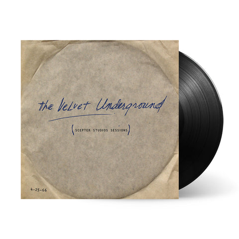 The Velvet Underground - Scepter Studios Sessions LP