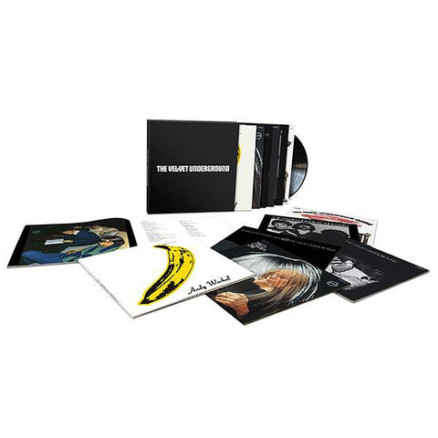 The Velvet Underground 50th Anniversary Stereo 6LP Box Set