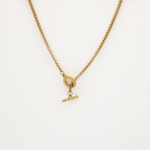 Amira Necklace (Gold) - ATELIER SYP