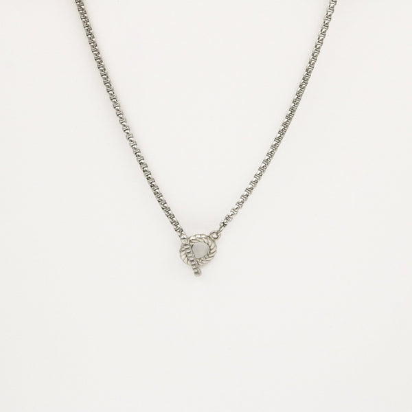 Amira Necklace (Silver) - ATELIER SYP