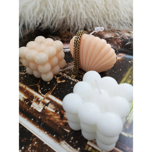 bubble cube candles - ATELIER SYP