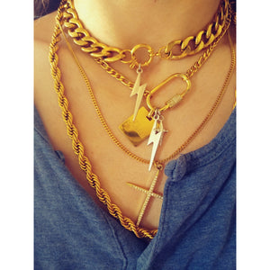 Charmed life necklace - ATELIER SYP
