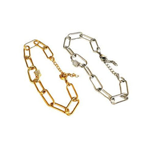Chloé link chain collection - ATELIER SYP