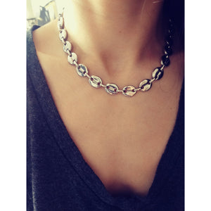 Coffee bean necklace - ATELIER SYP