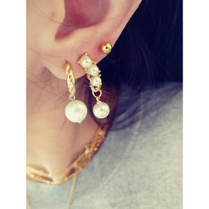 Cute as a couple earrings - ATELIER SYP
