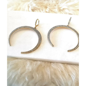 Lambie Crescent earrings - ATELIER SYP