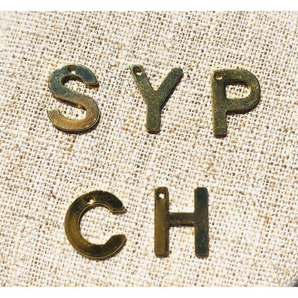 Letters - ATELIER SYP
