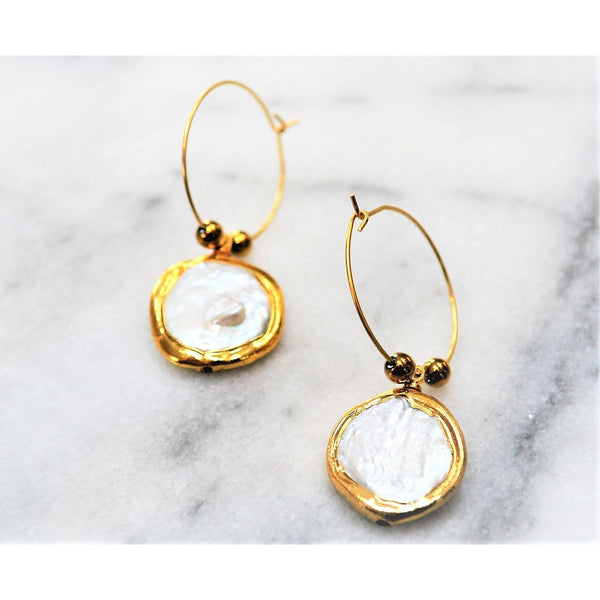 Philia Perla Earrings - ATELIER SYP