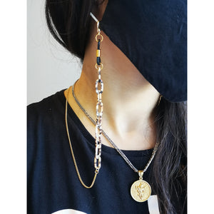PRINTED CHAIN MASXESSOIRES (3-IN-1 MASK CHAIN, READERS AND NECKLACE) - ATELIER SYP