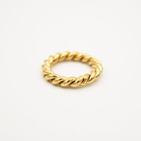 Roped Ring (Thick)