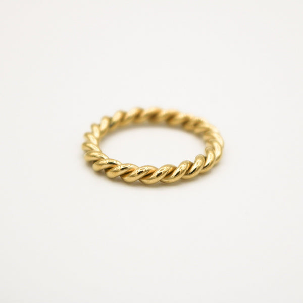 Roped Ring (Thin) - ATELIER SYP