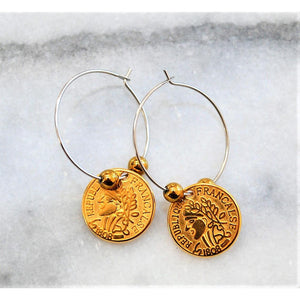 Thea Noemi earrings - ATELIER SYP