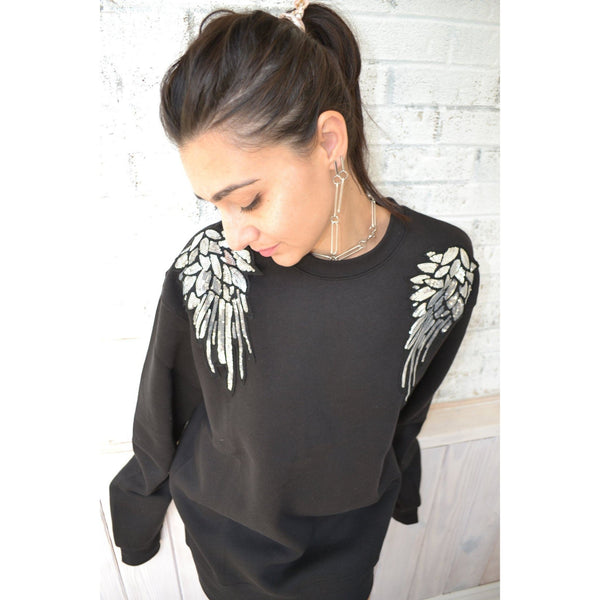 Wings Sweatshirt - ATELIER SYP