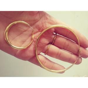 Your everyday Hoops - ATELIER SYP