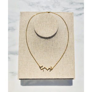 Zodiac Constellation Necklace - ATELIER SYP