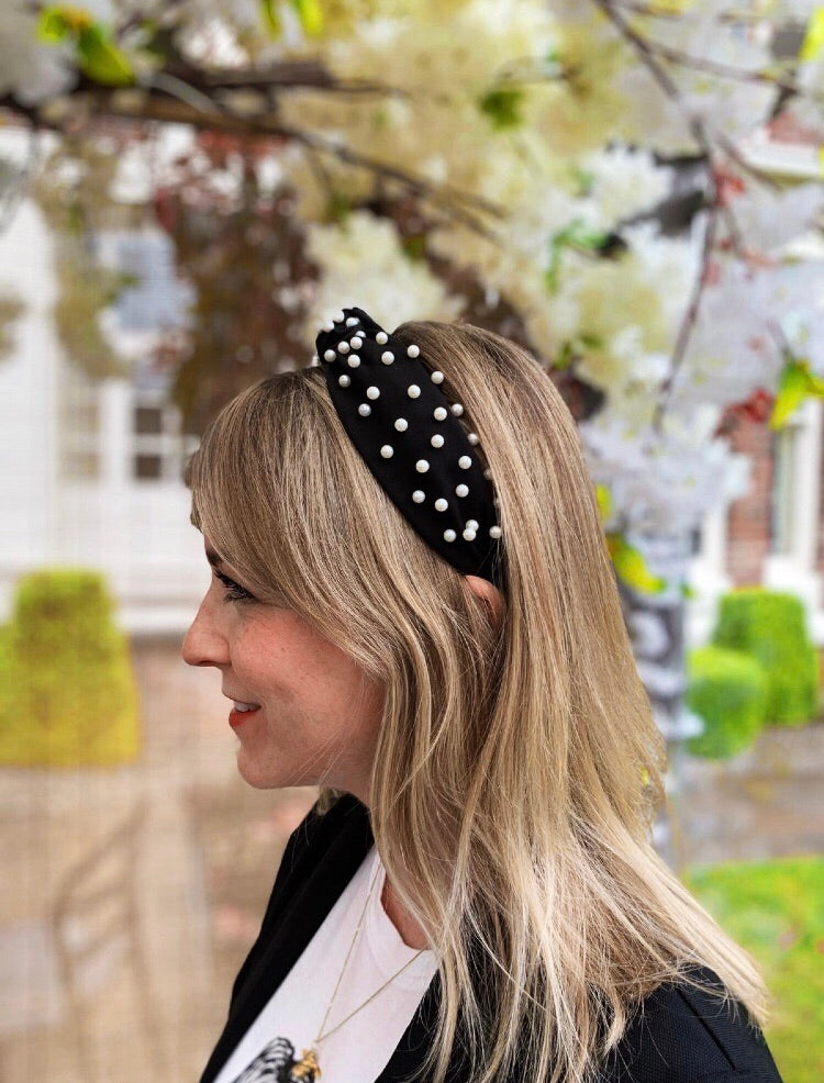 Pearly Penelope Headband