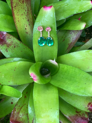 Emerald Isle Earrings