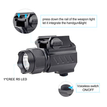 Load image into Gallery viewer, G01 Pistol Light (fast delivery from GERMANY and USA could receive within 5 days)