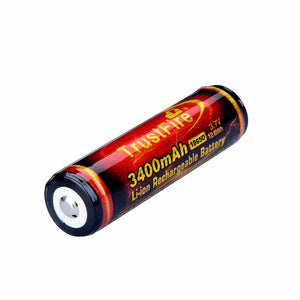 4 x TF18650 3400mah Batteries