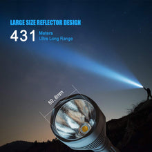 Load image into Gallery viewer, T62 LED Flashlight SET
