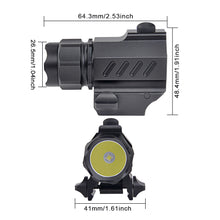 Load image into Gallery viewer, G01 Pistol Light