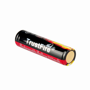 2 x TF18650 2400mAh Batteries