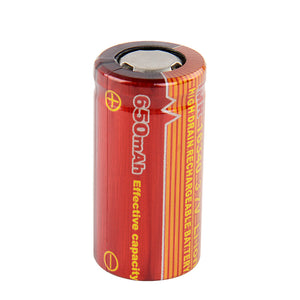 IMR 16340 650mAh Li-ion Battery