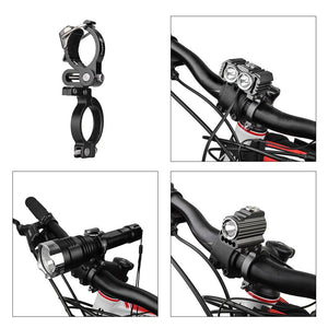 HE02 Bicycle Bracket for flashlight