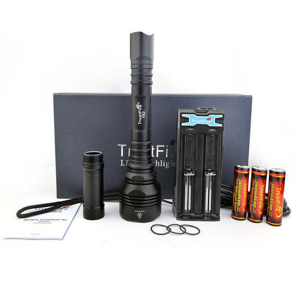 T62 LED Flashlight (fast delivery from GERMANY and USA could receive within 5 days)