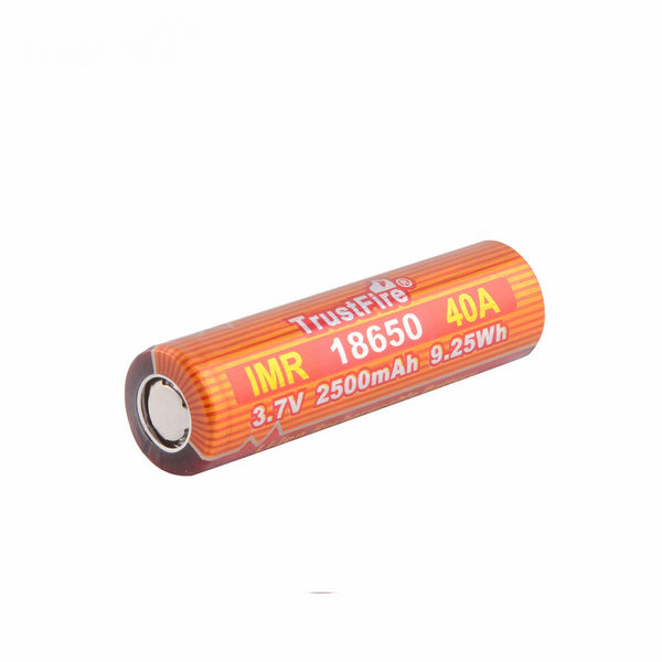 IMR 18650 2500mAh Li-ion Battery