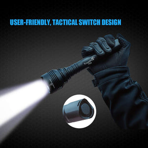 T62 Tactical Flashlight