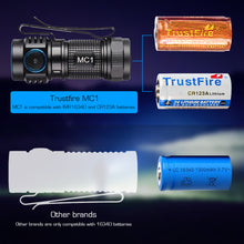 Load image into Gallery viewer, MC1 Rechargeable EDC Flashlight
