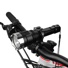Load image into Gallery viewer, HE02 Bicycle Bracket for flashlight