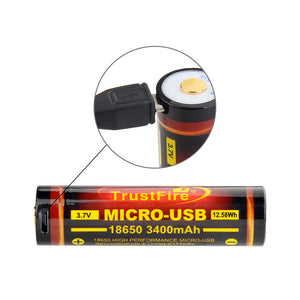 18650 USB Battery (fast delivery from GERMANY and USA could receive within 5 days)