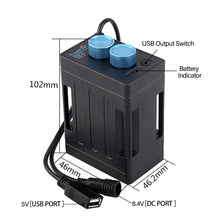 Load image into Gallery viewer, EB03 Battery Box