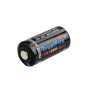 CR123A 1300mAh Battery