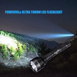 T62 LED Flashlight