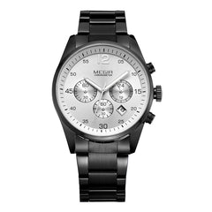 MANDATE - WHITE BLACKMEGIR® WATCHES