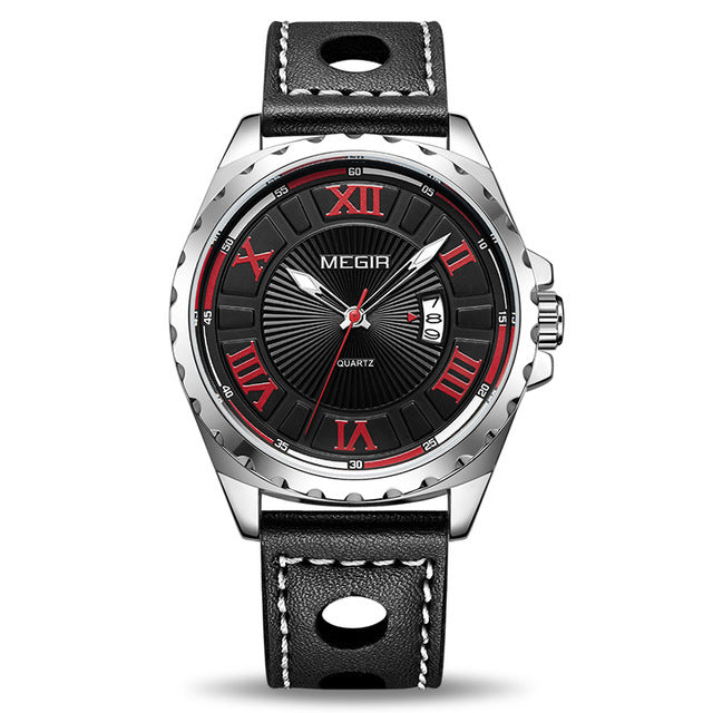 HOLISTIC - SILVER BLACKMEGIR® WATCHES
